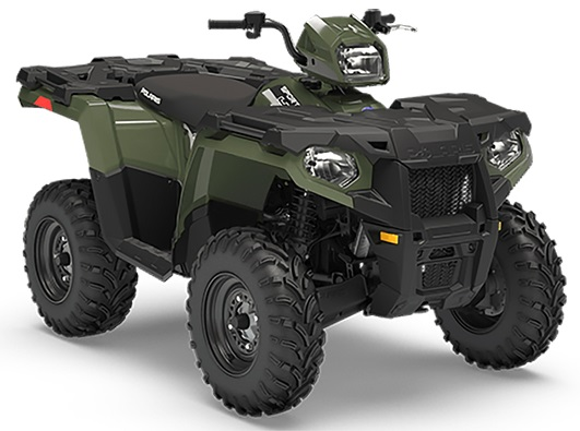2020 Sportsman 450 Base Sage Green