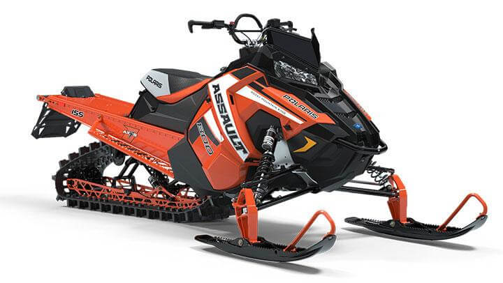 2019 Polaris 800 RMK ASSAULT