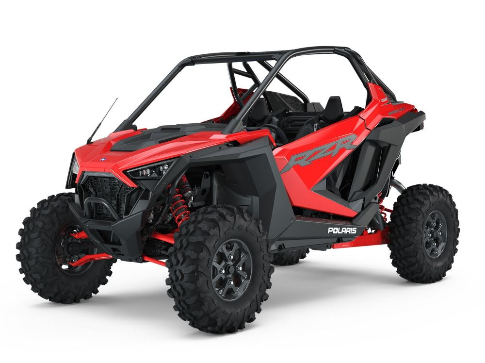 2020 Polaris RZR XP Ultimate Indy Red