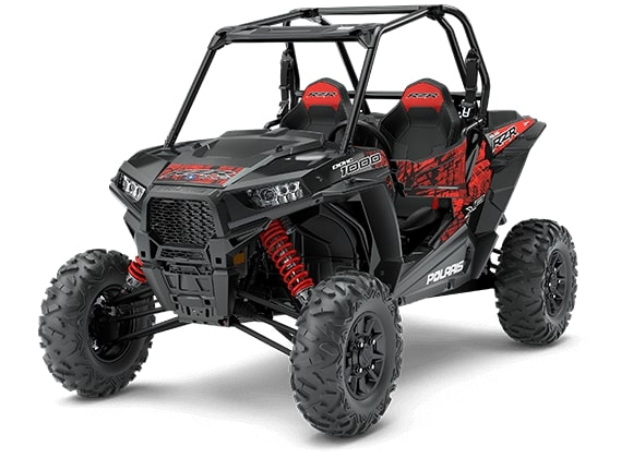 2018 Polaris RZR XP 1000 EPS Black Pearl