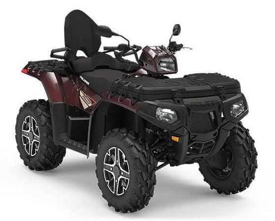 2020 Polaris Sportsman Touring XP 1000 Maroon