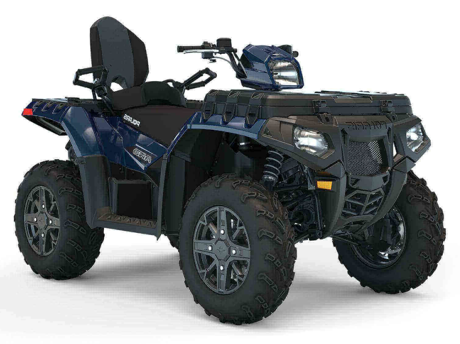 2020 Polaris Sportsman Touring 850 Premium Navy Blue