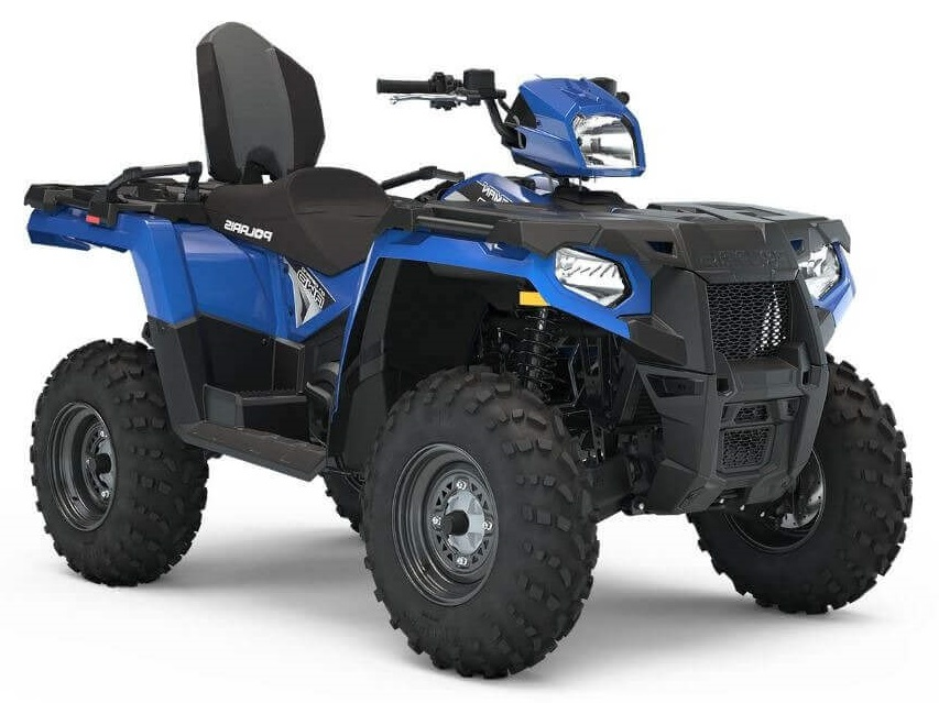 2020 Polaris Sportsman Touring 570 Base Sonic Blue