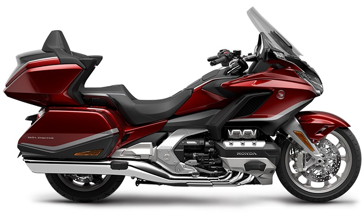 2021 HONDA GL 1800 Gold Wing Tour DCT